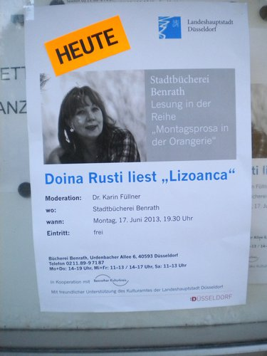 Romanian Writers - Doina Ruști