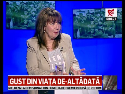 Doina Ruști la Prime Time News, Realitatea TV